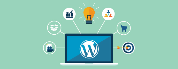 como montar um site com wordpress
